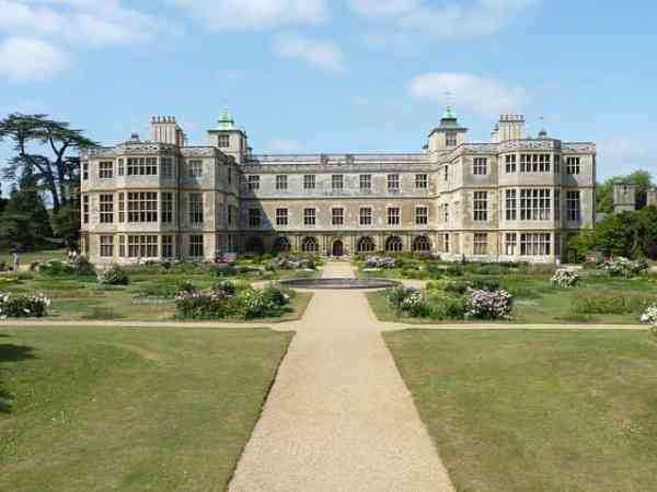 Audley End Essex England UK local history