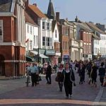 Chichester West Sussex England UK Local History