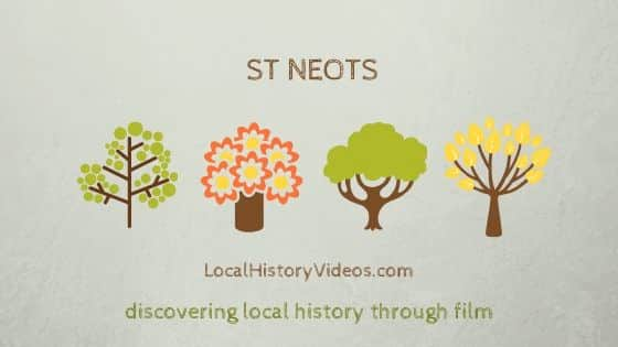 St Neots Cambridgeshire England UK local history