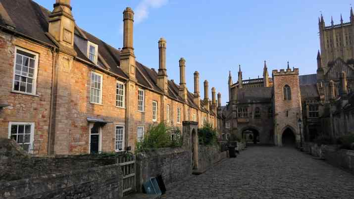 Wells Somerset England UK local history