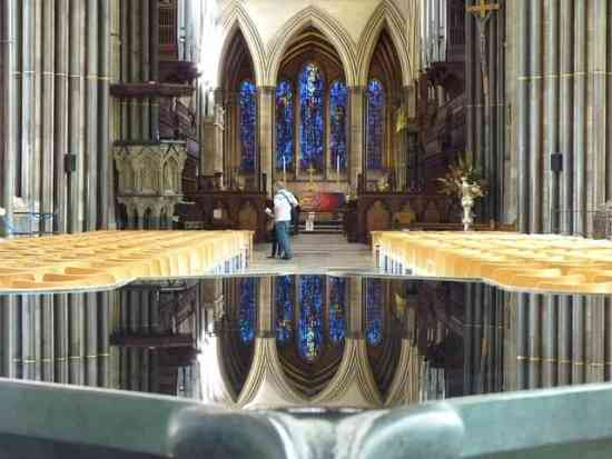 Salisbury Cathedral Wiltshire England UK local history videos