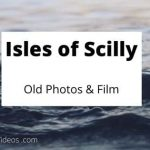 Isles of Scilly Isles England UK local history old film