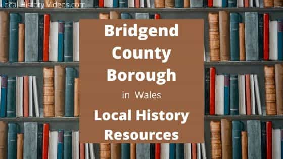 Bridgend County Borough Wales Great Britain UK