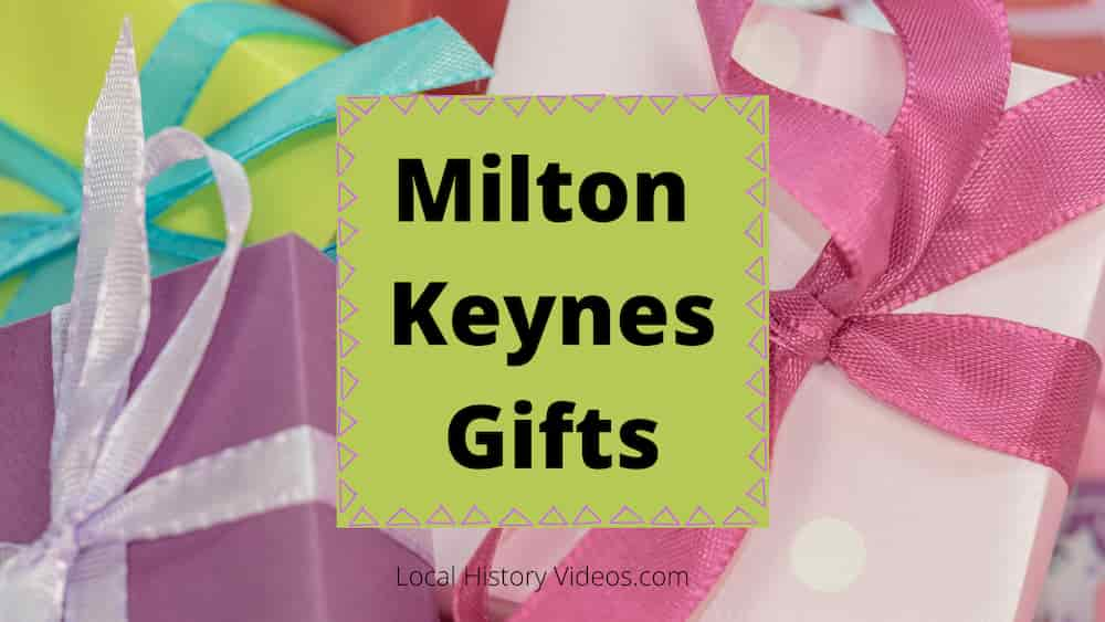 Milton Keynes Gifts Local History gift ideas