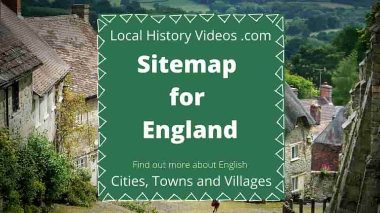 England Cities, Towns and Villages