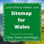 sitemap for wales local history videos