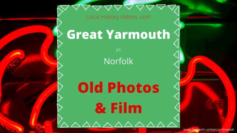 Great Yarmouth 1950s 1960s 1970s