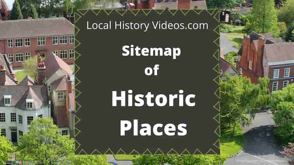 Historic Places and Historic Sites