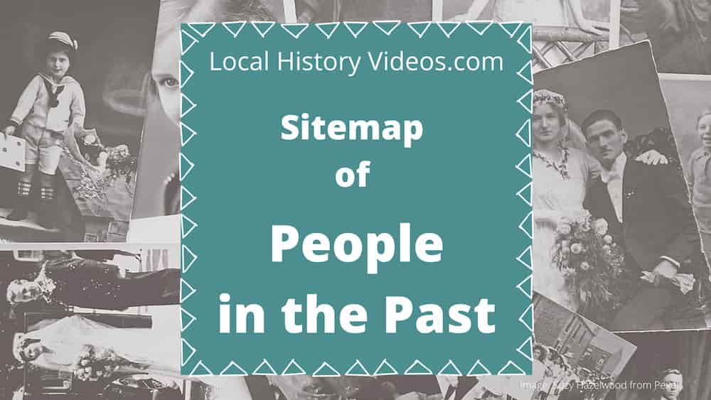 People In The Past