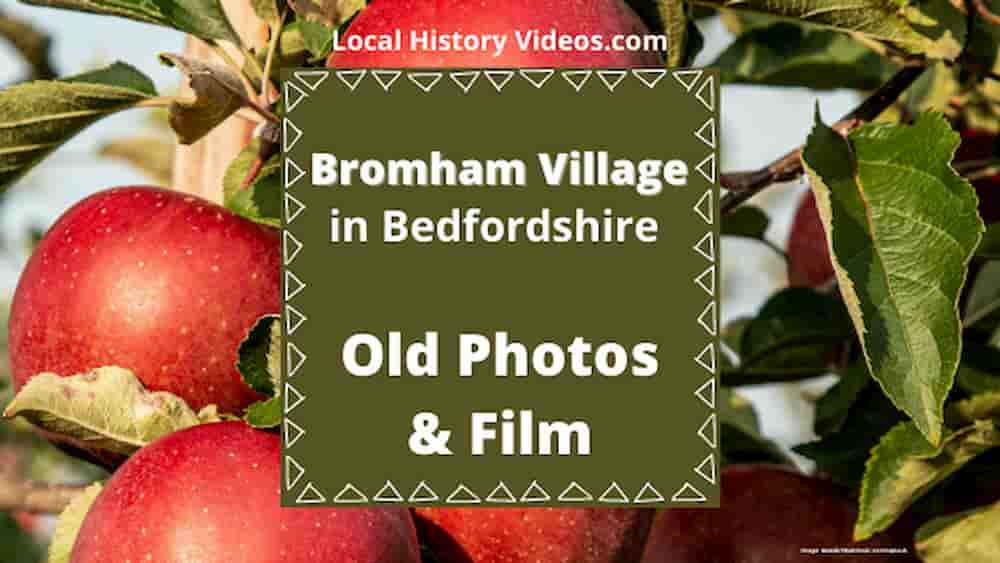 Bromham Village and watermill, local history
