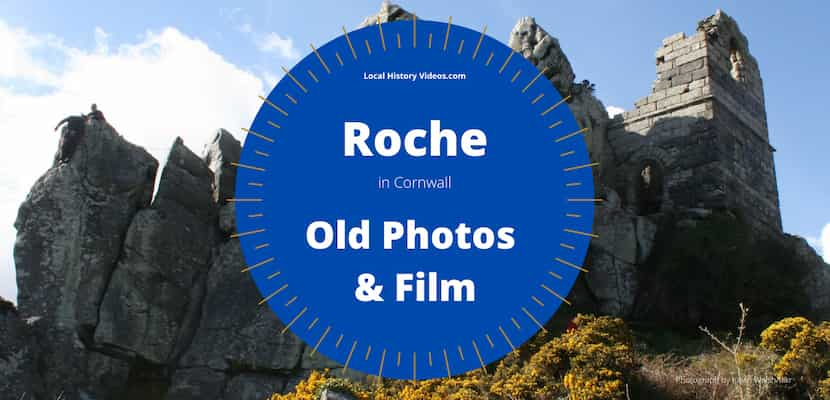 Roche Cornwall old images