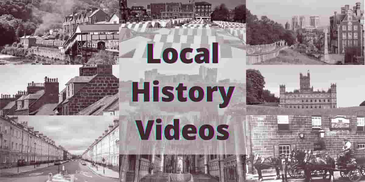 local history videos homepage